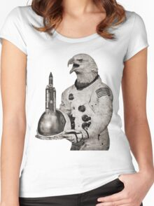 Anthropomorphic N°23 Women's Fitted Scoop T-Shirt
