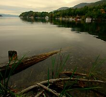 Lake George, NY by Shubhankar Ray