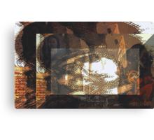 the da vinci code / tribute  Canvas Print