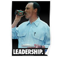 Paul Keating - Leadership Poster