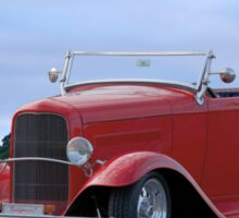 1932 Ford 'Classic Hot Rod' Roadster Sticker