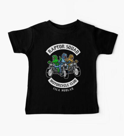 Jurassic Raptor Squad World Baby Tee