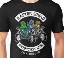 Jurassic Raptor Squad World Unisex T-Shirt