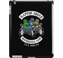 Jurassic Raptor Squad World iPad Case/Skin