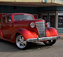 1939 Chevrolet Sedan 'Saturday Matinee' by DaveKoontz