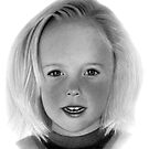 Commissioned Portrait - 2 Year Old by FineEtch