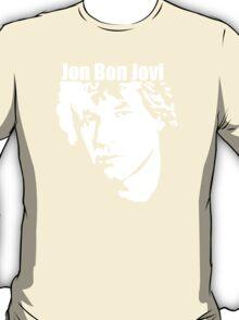 Stencil Jon Bon Jovi T-Shirt