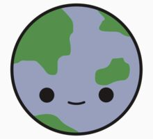 Cute earth and stars Kids Clothes