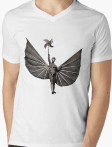 Anthropomorphic N°22 Mens V-Neck T-Shirt