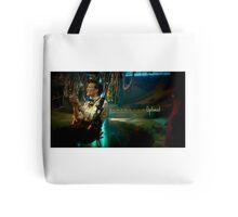 Eleventh doctor Optimist  Tote Bag