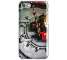 Engine 750 iPhone Case/Skin