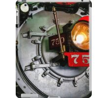 Engine 750 iPad Case/Skin