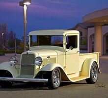 1934 Ford Pickup Truck by DaveKoontz