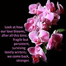 Look At How Our Love Blooms by Heather Grace Stewart