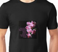 Look At How Our Love Blooms Unisex T-Shirt