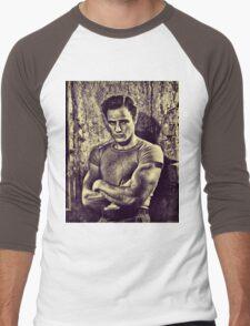 Mr Mumbles Men's Baseball ¾ T-Shirt