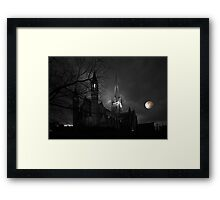 Bendigo Cathedral 2 Framed Print