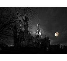 Bendigo Cathedral 2 Photographic Print