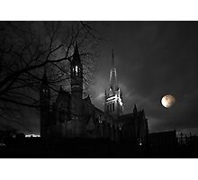 Bendigo Cathedral 2 Photographic Print