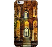 St John's Chapel, London iPhone Case/Skin
