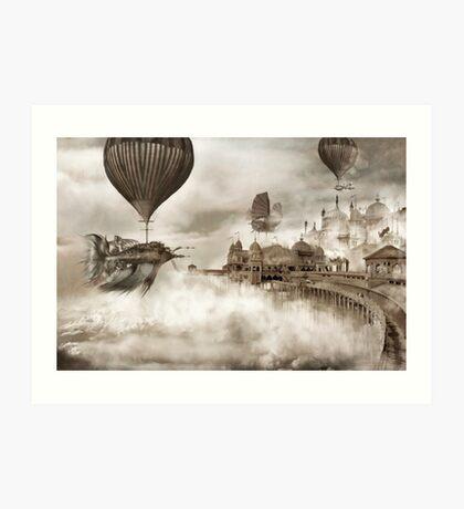 The Far Pavilions Art Print