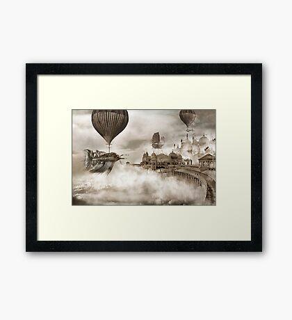 The Far Pavilions Framed Print