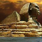 Sphinx Magic by David's Photoshop