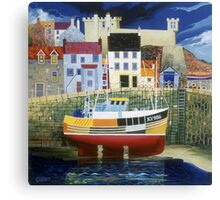 Aspects of East Neuk Canvas Print