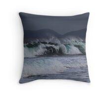 Pentland Firth, Caithness, Scotland Throw Pillow