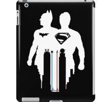 Dawn of Justice (Black) iPad Case/Skin