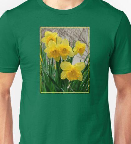 Happy Daffs Unisex T-Shirt