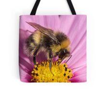 Bumble bee - Bombus lucorum Tote Bag