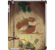 Vestiges iPad Case/Skin