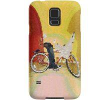 Invisible Beach Cruiser Samsung Galaxy Case/Skin