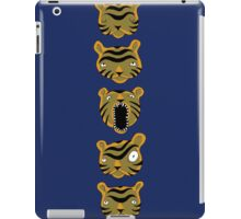 Tiger Buttons iPad Case/Skin