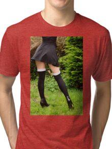 Different Strokes Tri-blend T-Shirt