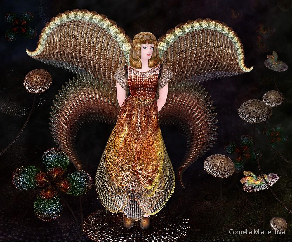 Wings by Cornelia Mladenova