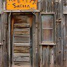 Rusty Saloon by Vicki Pelham
