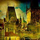 St. Nicholas Church - Looking from Mala Strana, Prague by David's Photoshop
