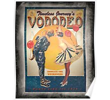 Vododeo Album (aged poster) Poster
