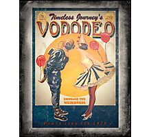 Vododeo Album (aged poster) Photographic Print