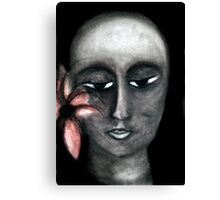 The one who hears the cries of the world Canvas Print