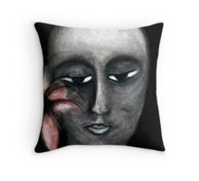 The one who hears the cries of the world Throw Pillow