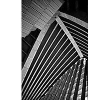 Inside the Sydney Opera House Photographic Print