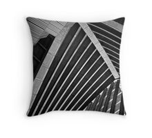 Inside the Sydney Opera House Throw Pillow