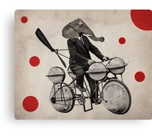 Anthropomorphic N°21 Canvas Print