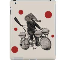 Anthropomorphic N°21 iPad Case/Skin