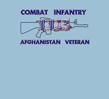 11Bravo - Combat Infantry - Afghanistan Veteran Unisex T-Shirt
