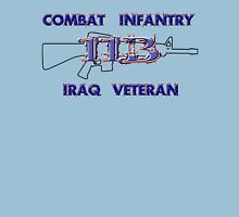 11Bravo - Combat Infantry - Iraq Veteran T-Shirt