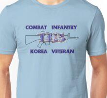 11Bravo - Combat Infantry - Korea Veteran Unisex T-Shirt